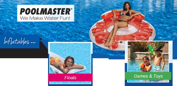 Pool Master Swim Toys